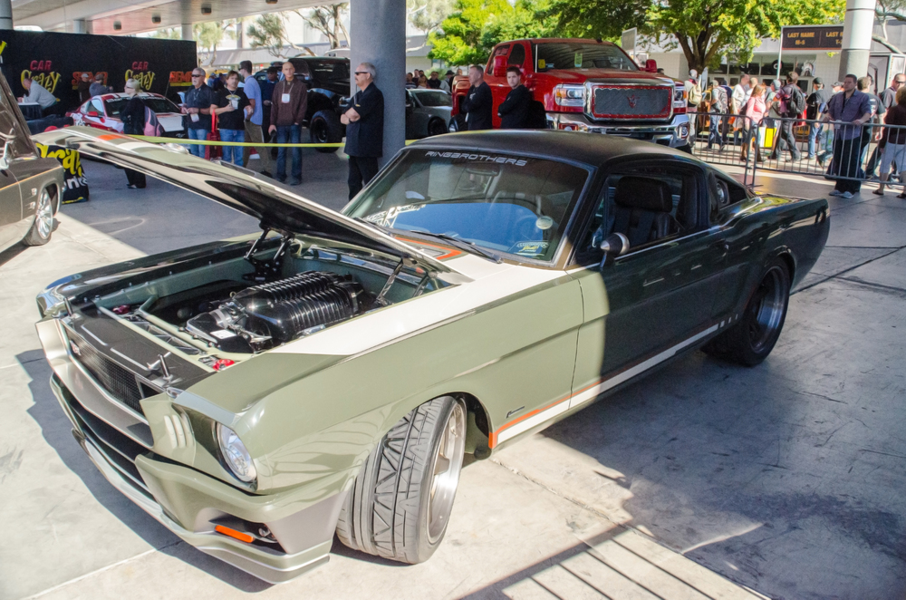 Ringbrothers Espionage 1965 Mustang