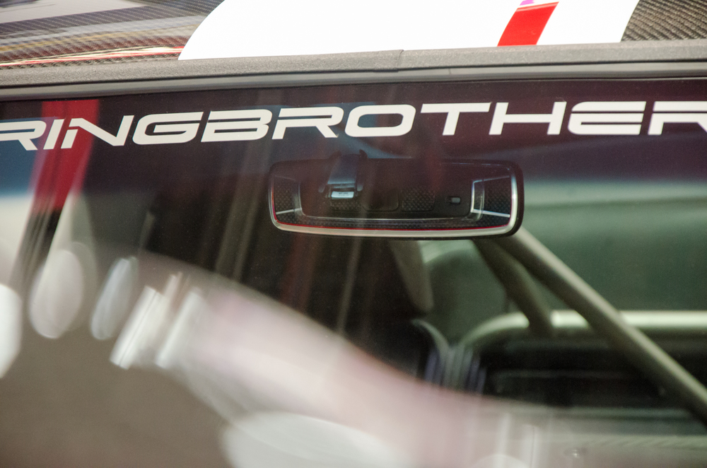 Ringbrothers Split/R 1965 Mustang