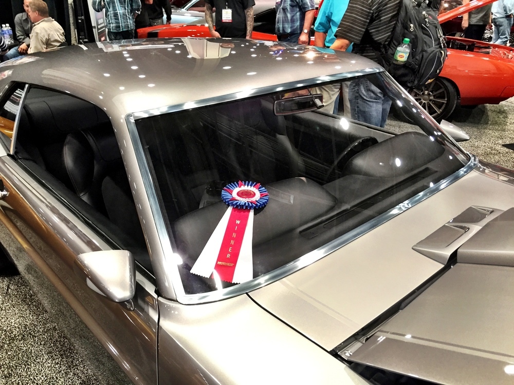 Goolsby 1969 Mustang