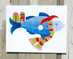 Merry Fishmas!