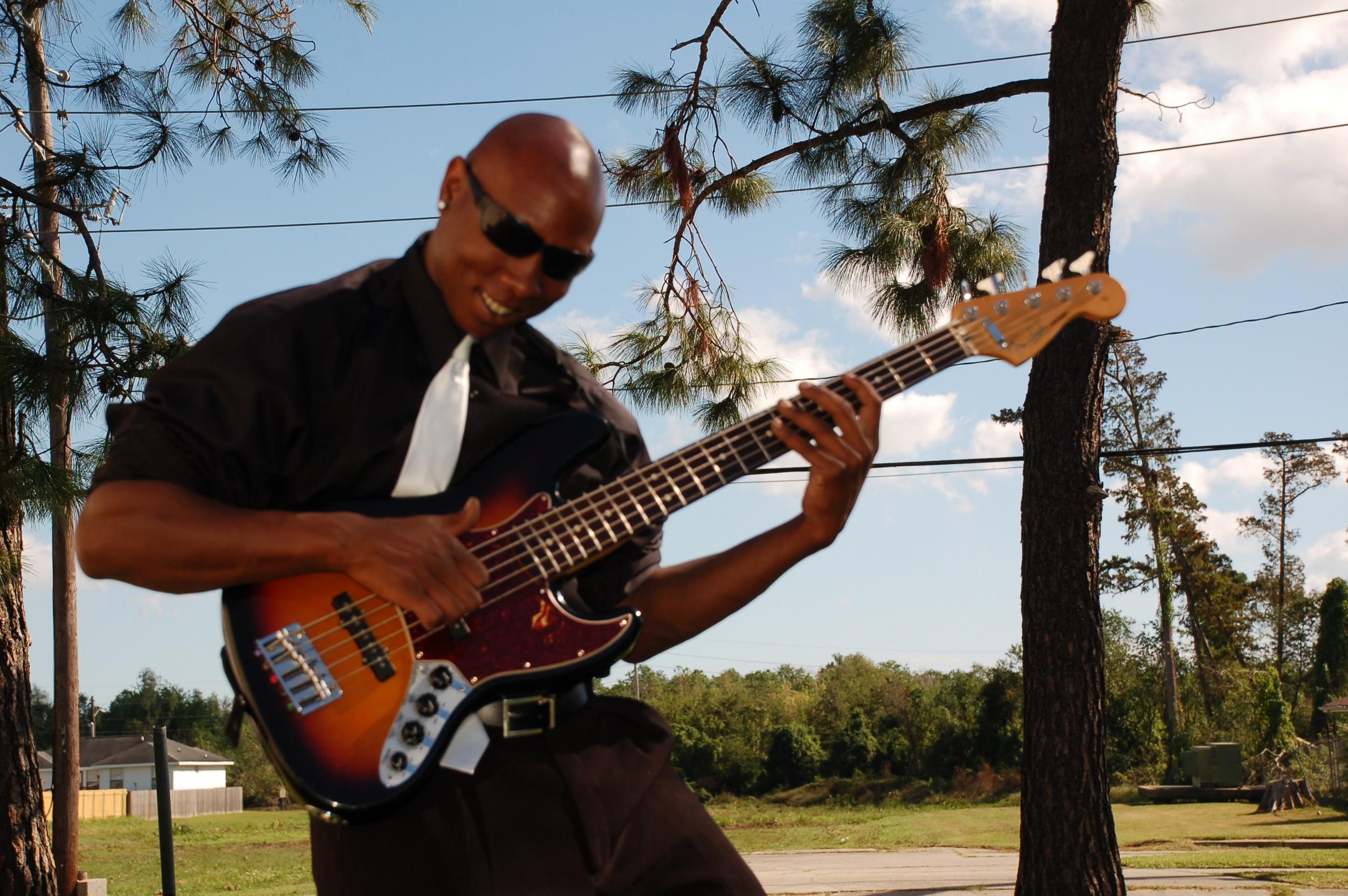 Bassist  Lawrence