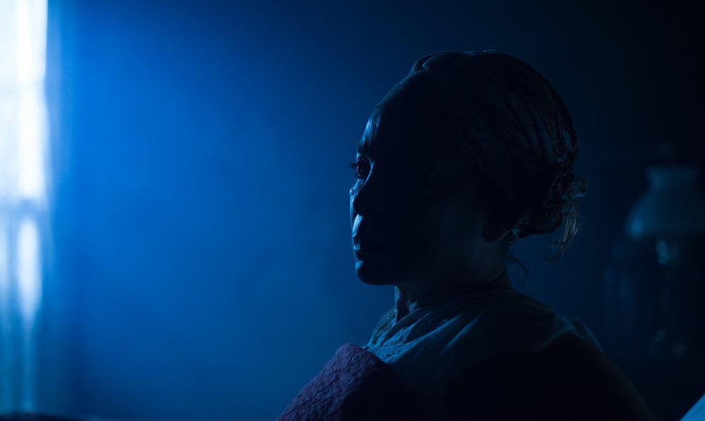 Jasmine Guy as Elizabeth Wright  Canon 5d