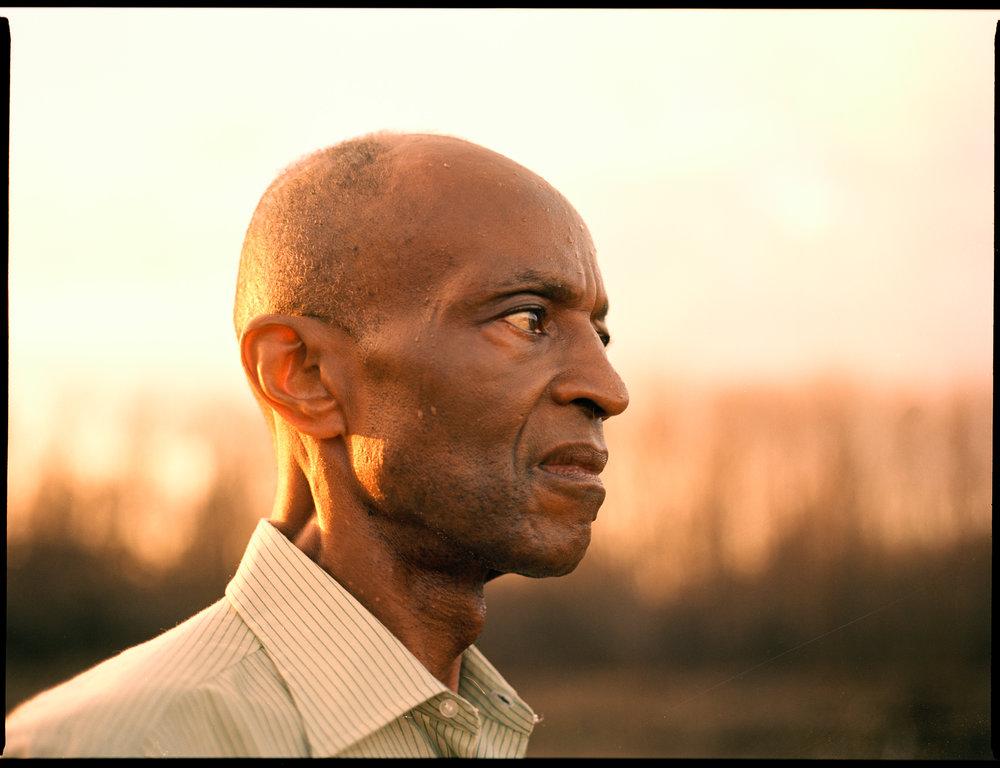 LB Williams as Mose Wright  645 Kodak Ektar (Medium Format)