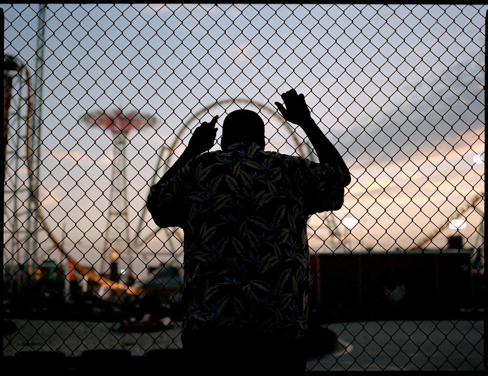 Coney Through the Cage