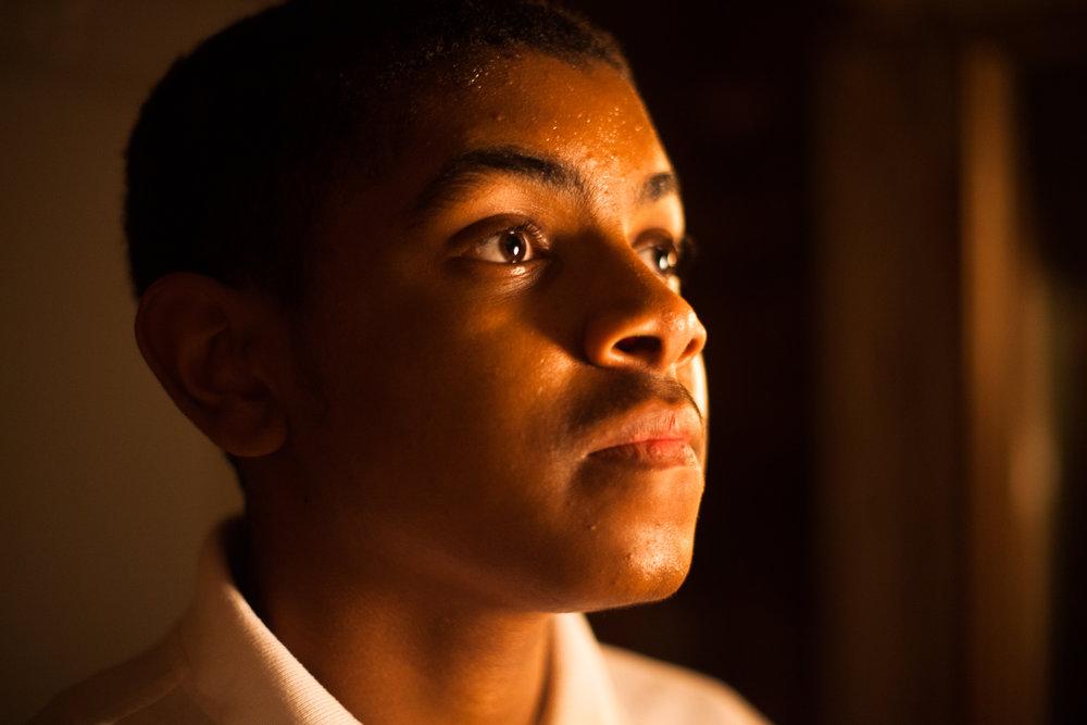 Joshua Wright as Emmett Till  Canon 5d