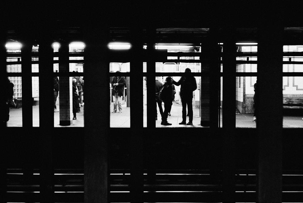 NYC  Late Winter, 2018  Kodak Tri-X (35mm)