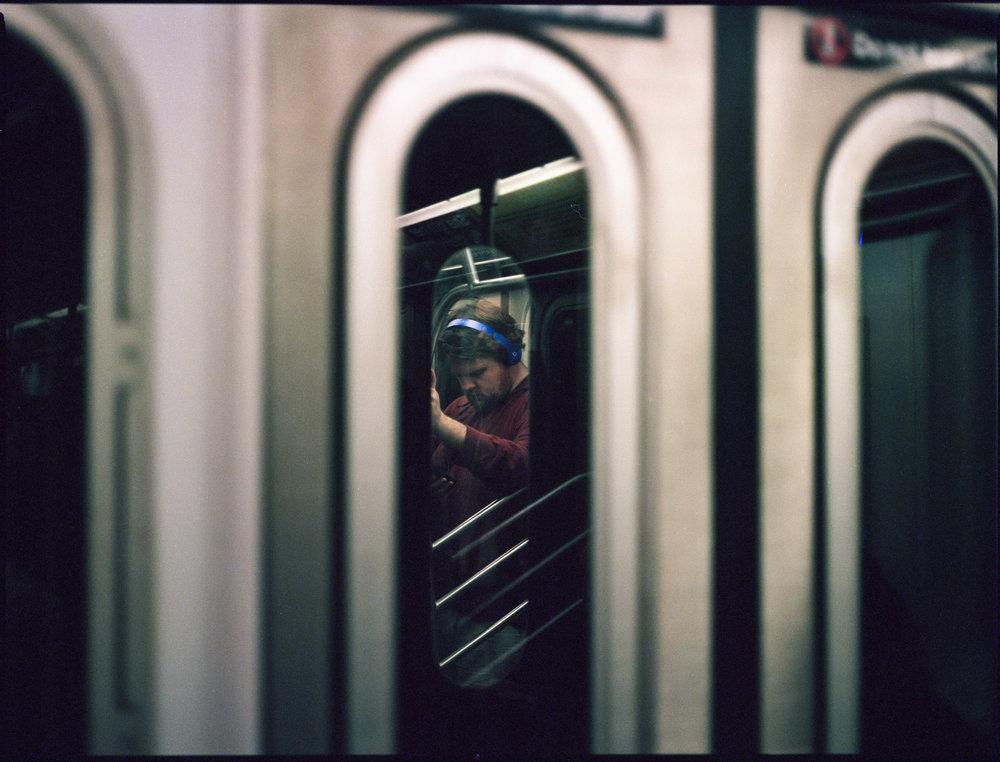 NYC  Spring, 2017  645 Kodak Portra (Medium Format)