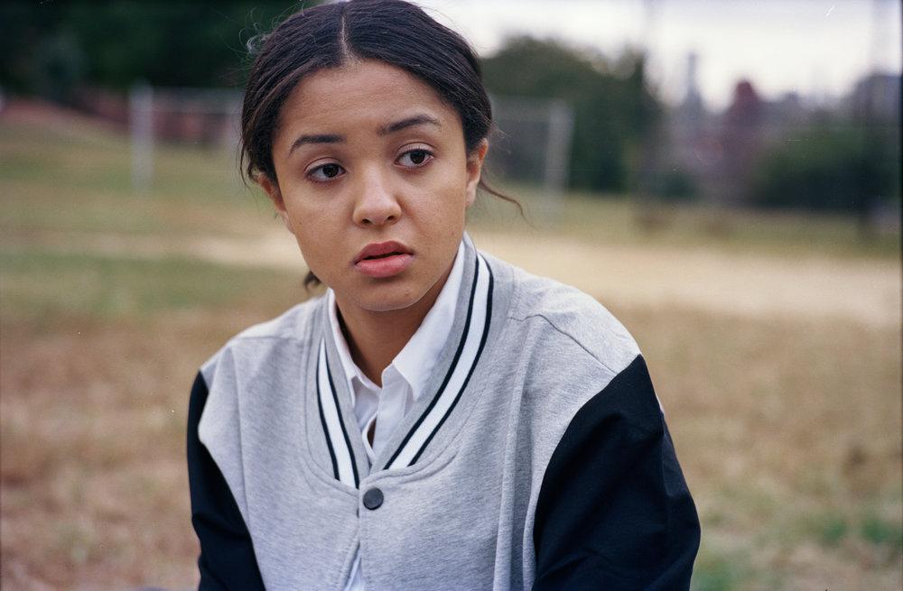 Crystal de la Cruz as Naya Caban  (35mm Kodak Ektar)