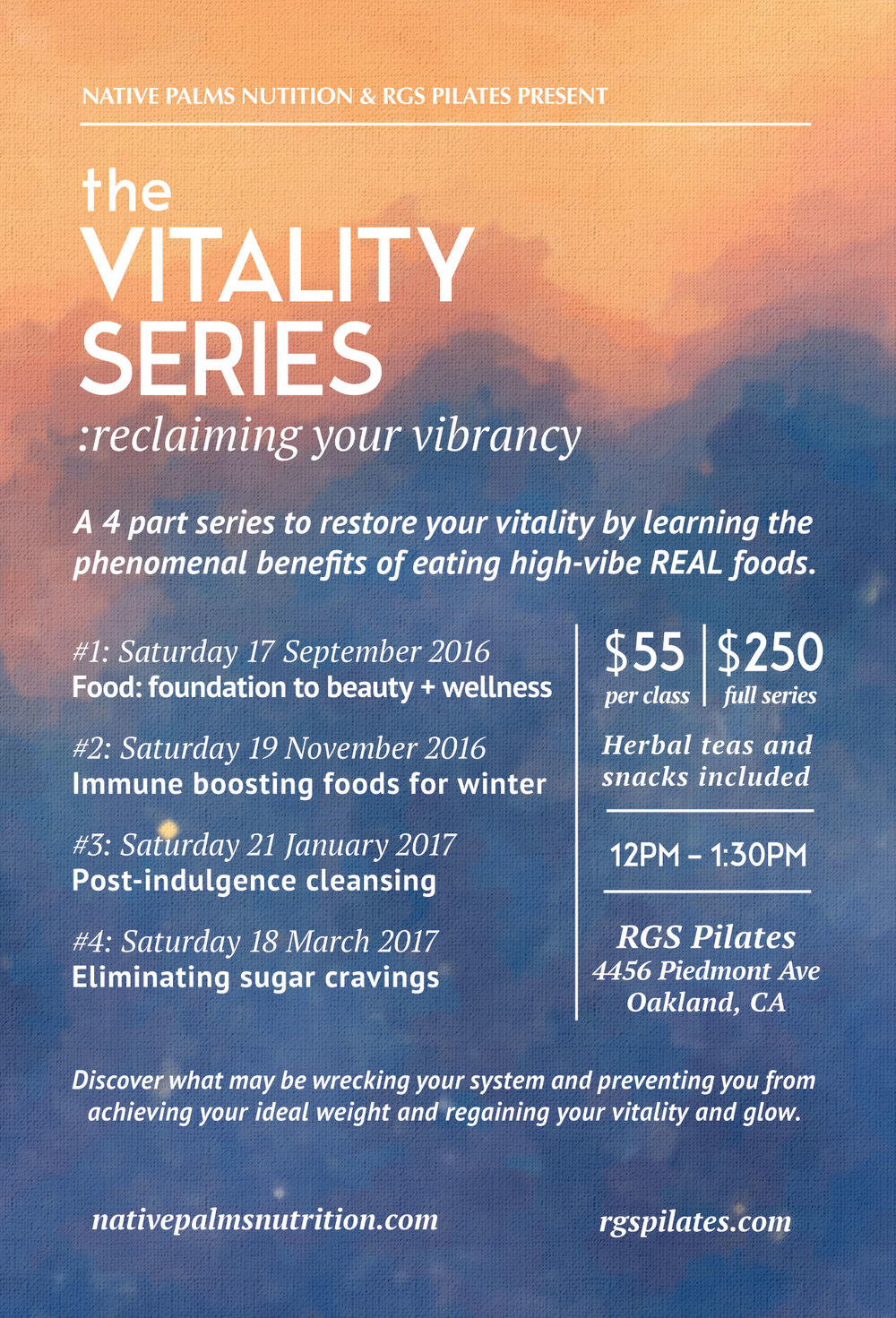 vitalityseries
