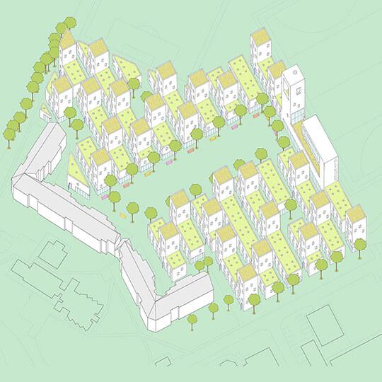 Glyndwr Student Village