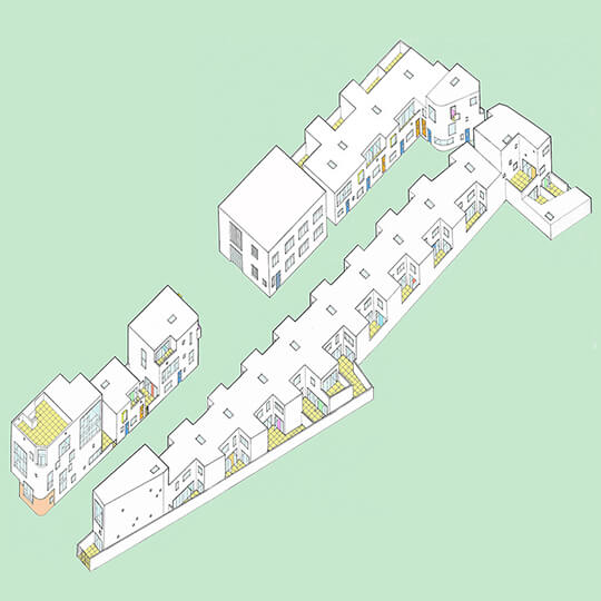 Tanners Hill Mews