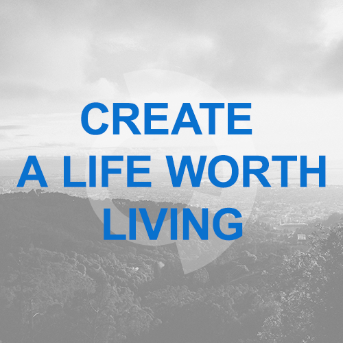 Create a life worth living - We're giving young adults the tools to create a life worth living through helping them find answers to life's most challenging circumstances.Twenty years ago I experienced my own. I received a knock on the door that would forever change my life.