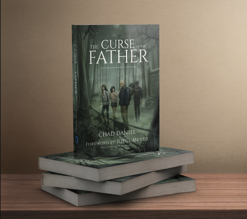 THE CURSE OF THE FATHER - addressing the tragedy of suicidecoming soon