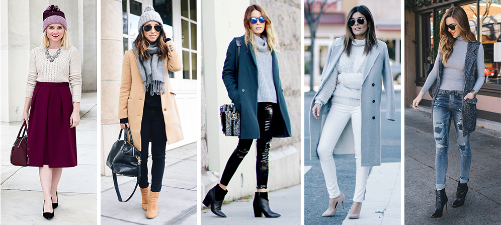 5 Cozy And Cute Winter Street Style Looks Vince Camuto Edit