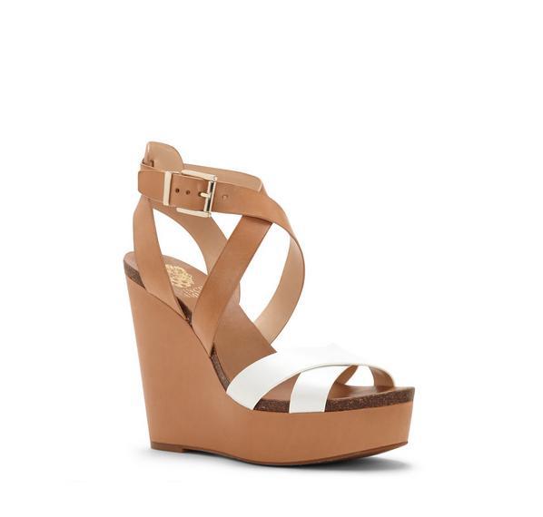 Kristy Platform Wedge Sandal