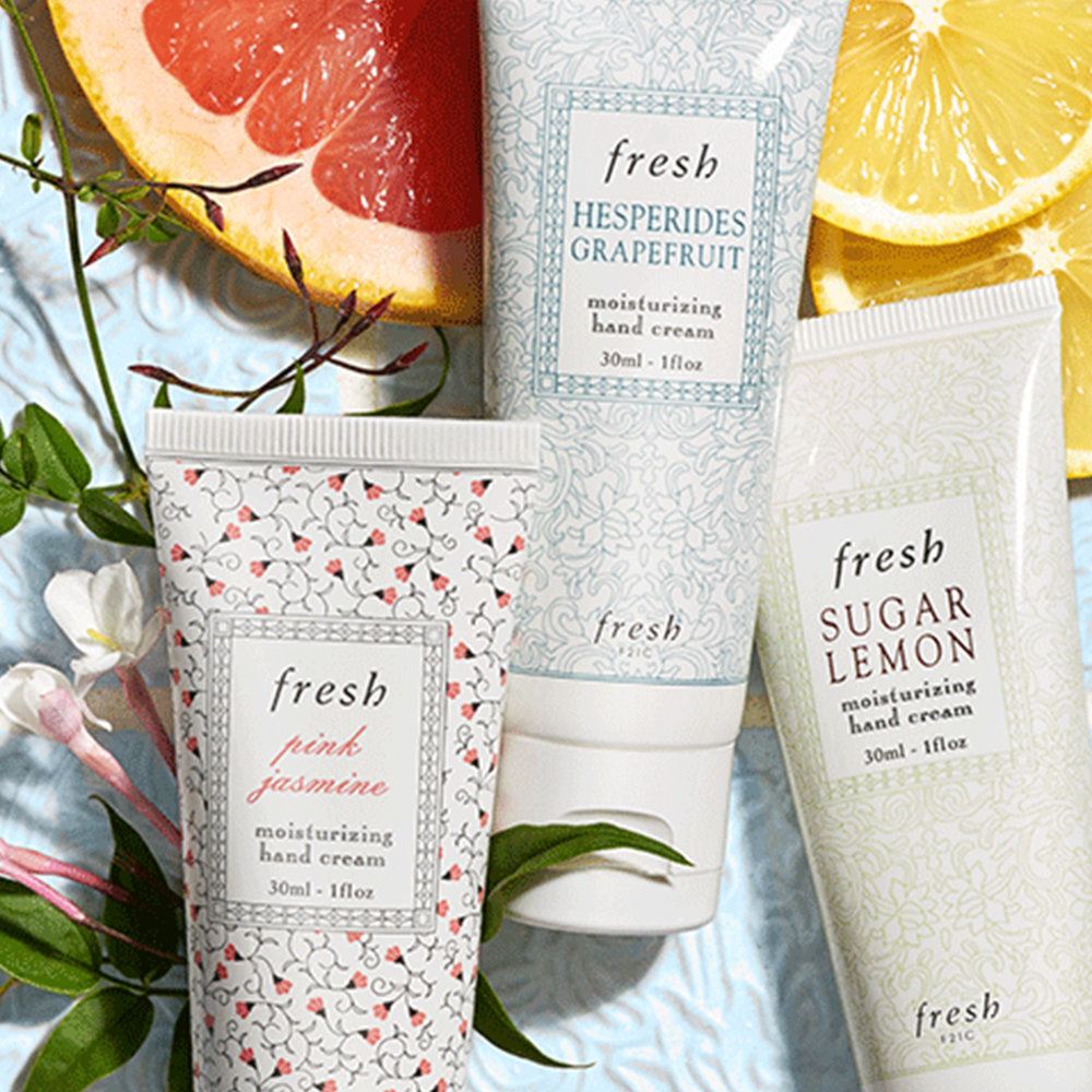 New Handcreams -