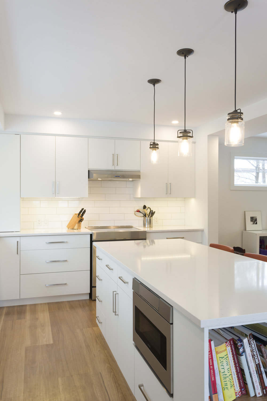 Richter Construction Kitchen renovations — Richter Construction Ltd.