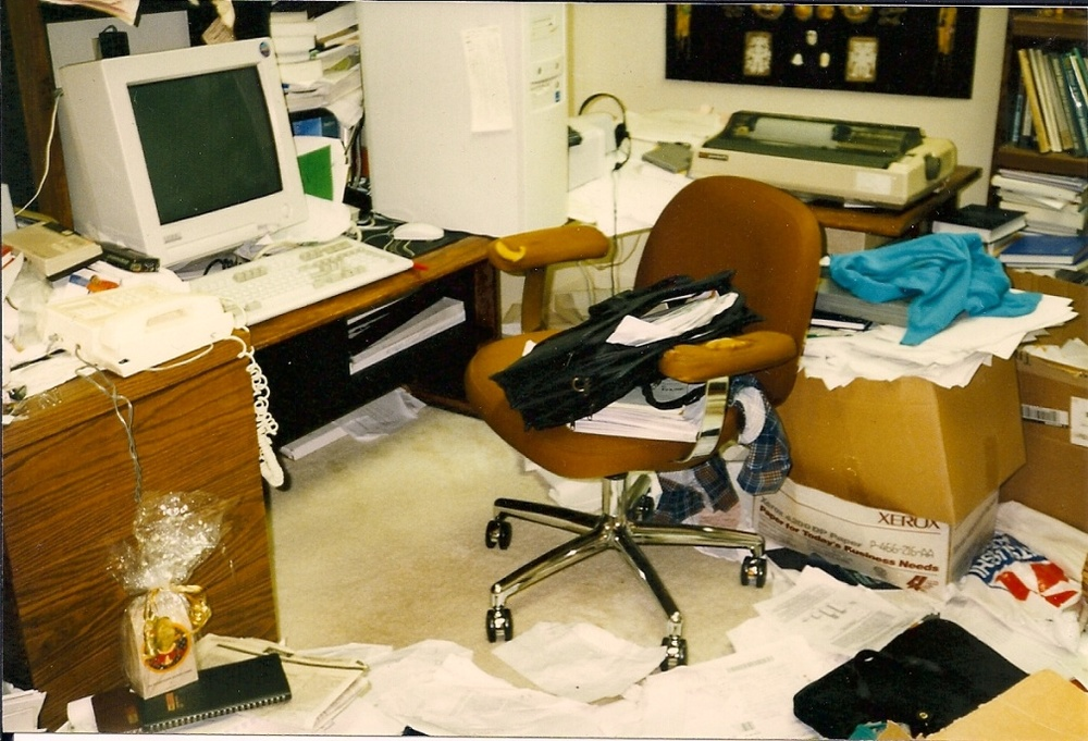 Dissecting a Messy Office Whats Wrong With This Picture The