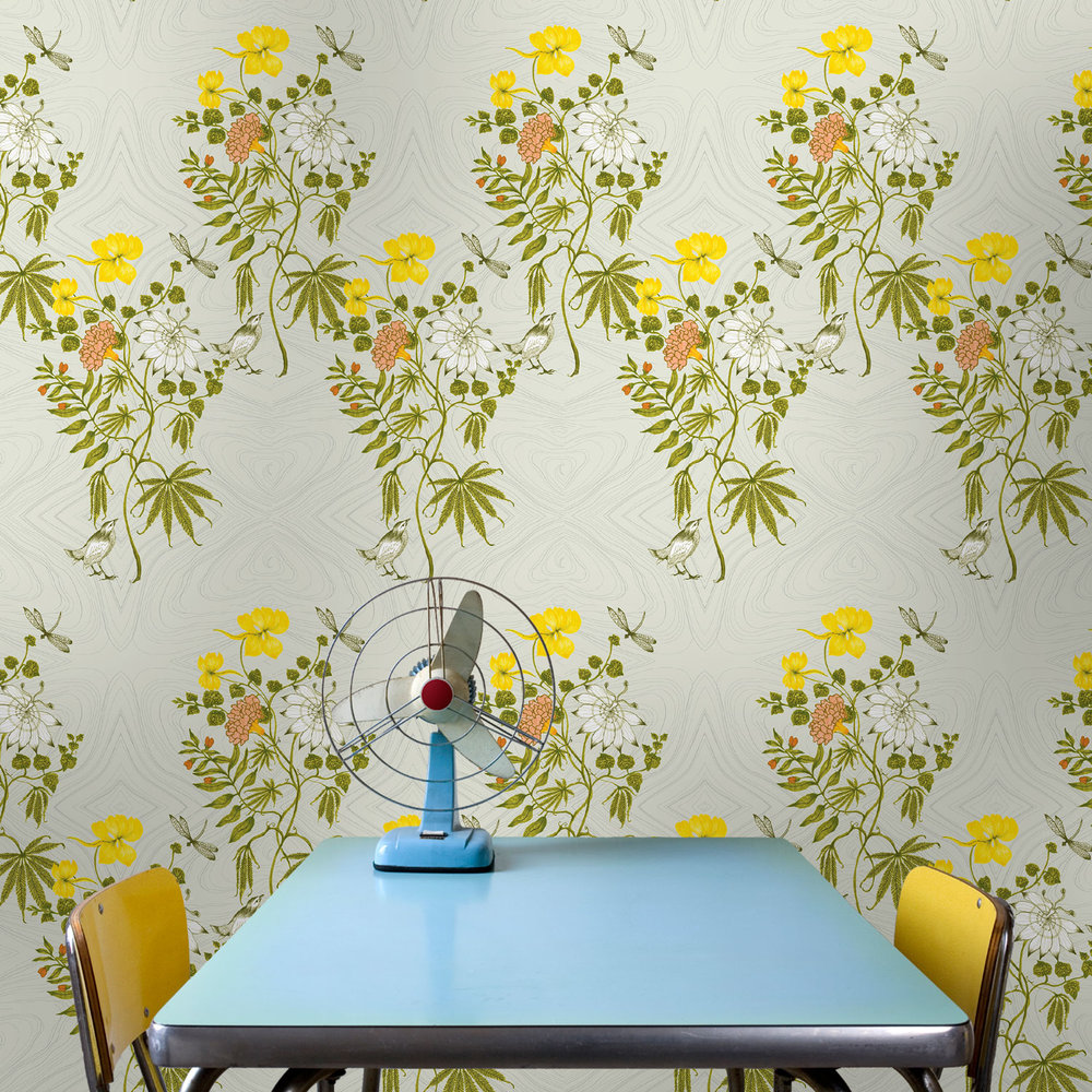 Kitchen-Table-&-Fan-POT-BIRD-yellow-wGRAHAM.jpg