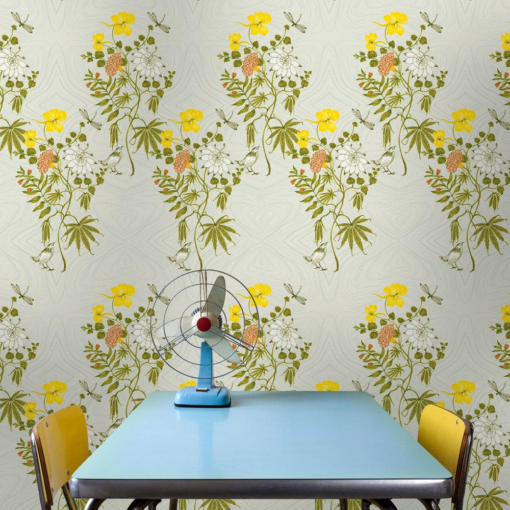 Kitchen-Table-&-Fan-POT-BIRD-yellow-wGRAHAM.jpg