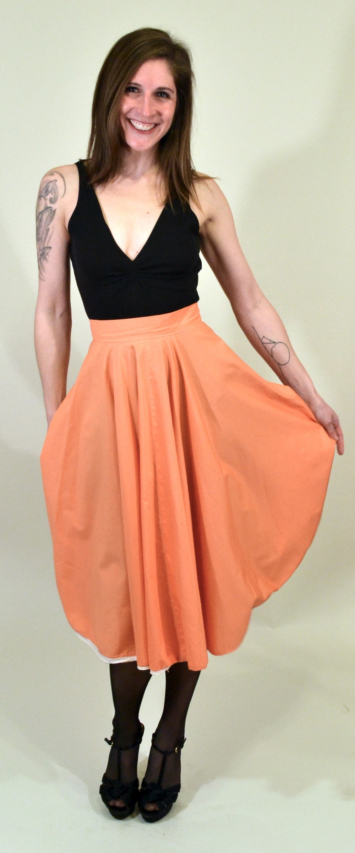 The Maria Handmade Skirt