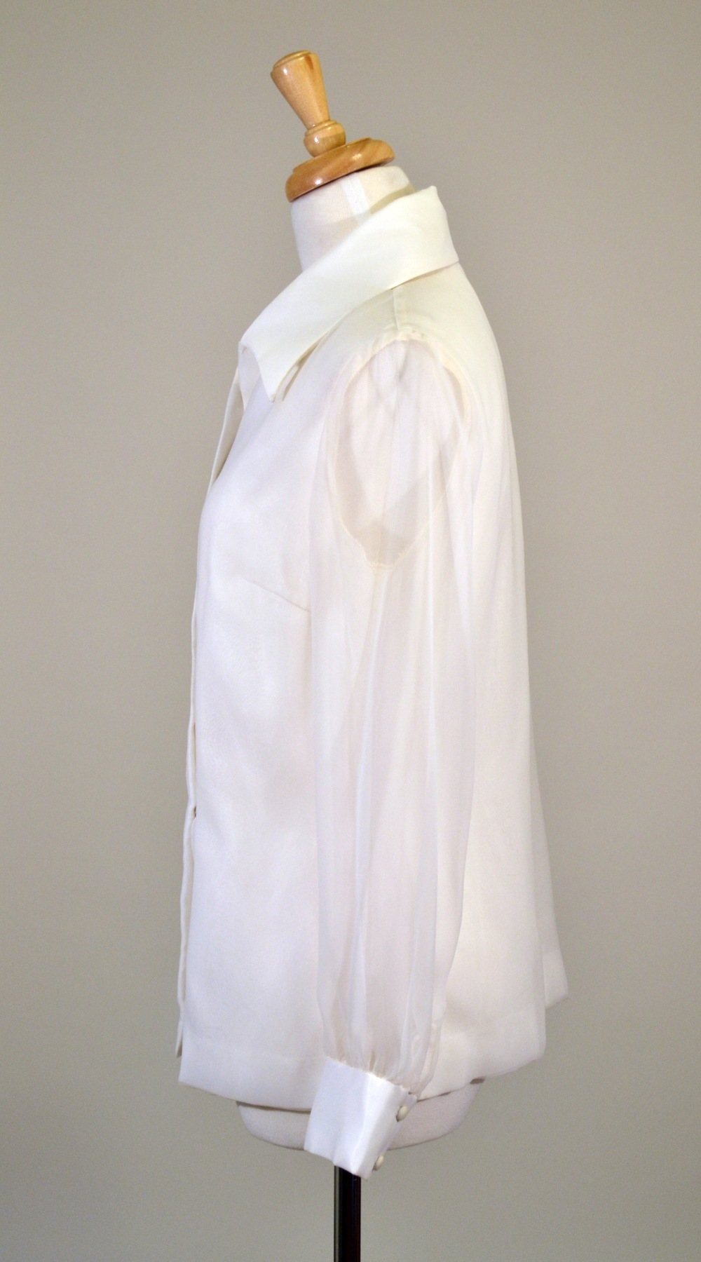 The Tracy Lord Blouse