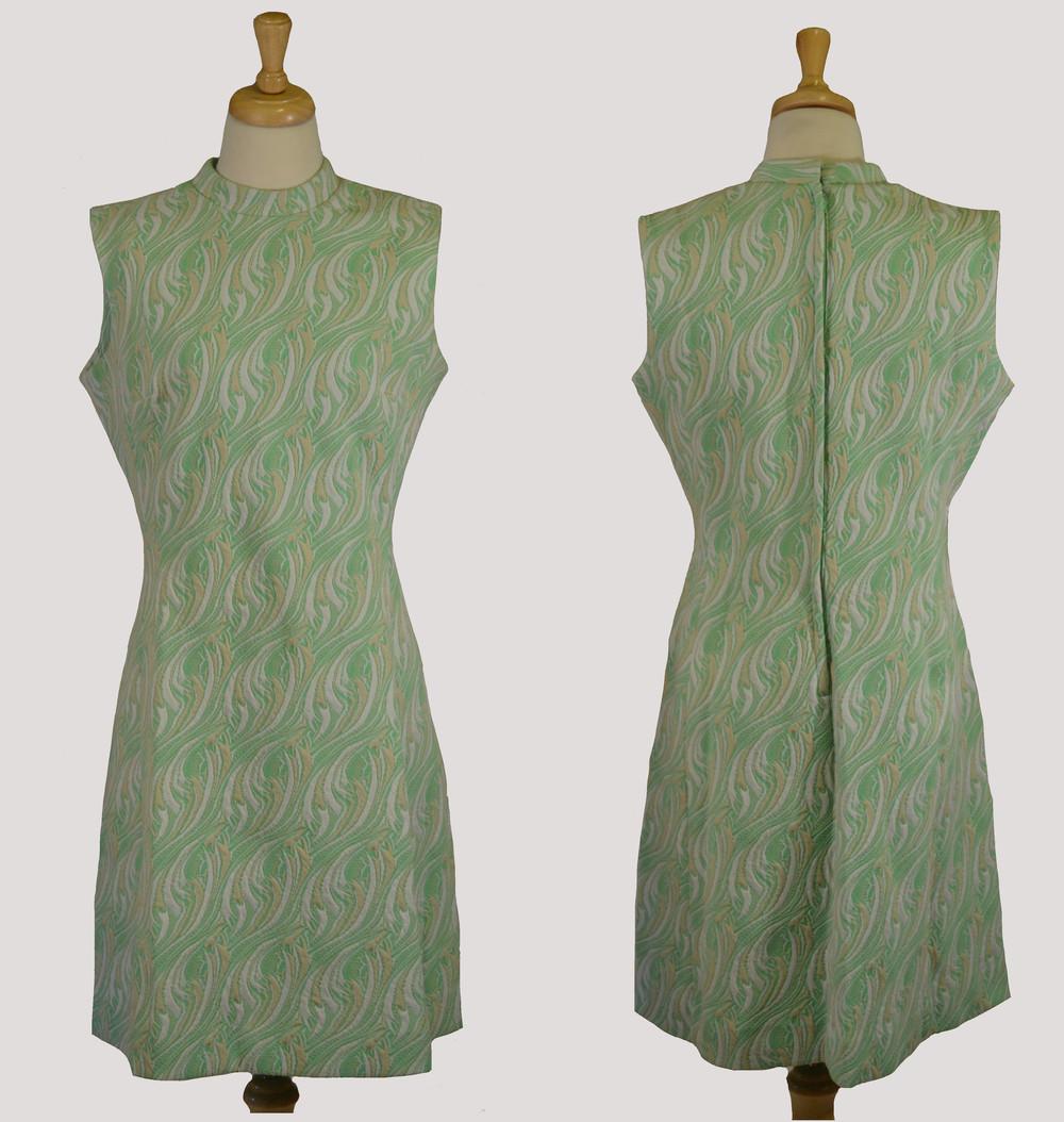 1960s Thoroughly Modish Millie Dress