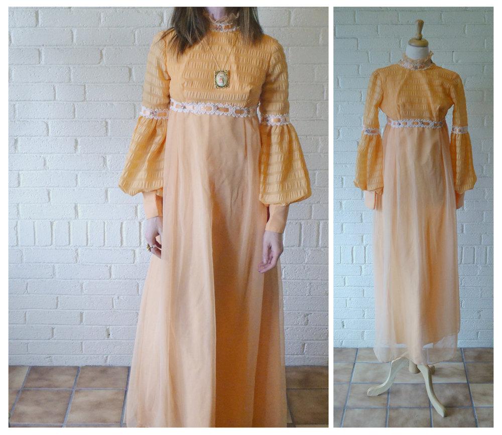 1960s Peachy Keen Dress Front.jpg