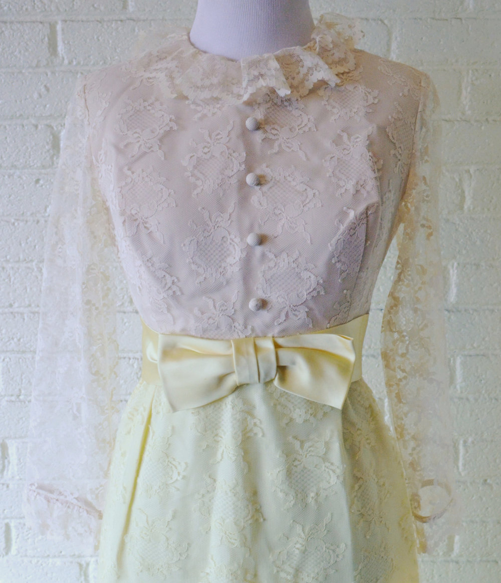 1960s Lemon Drop Dress 10.jpg