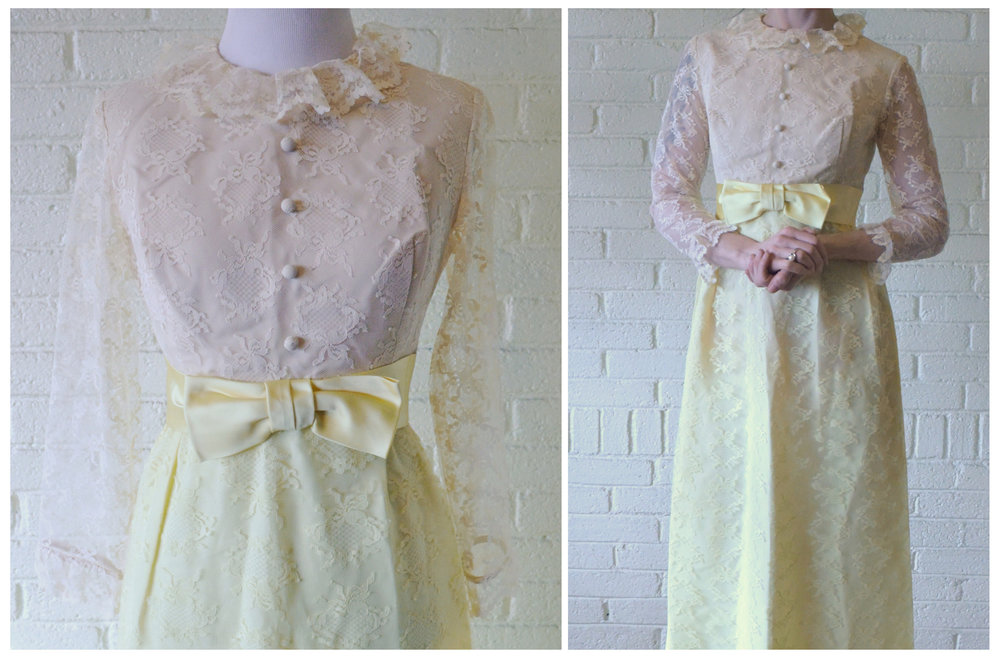 1960s Lemon Drop Dress Main.jpg