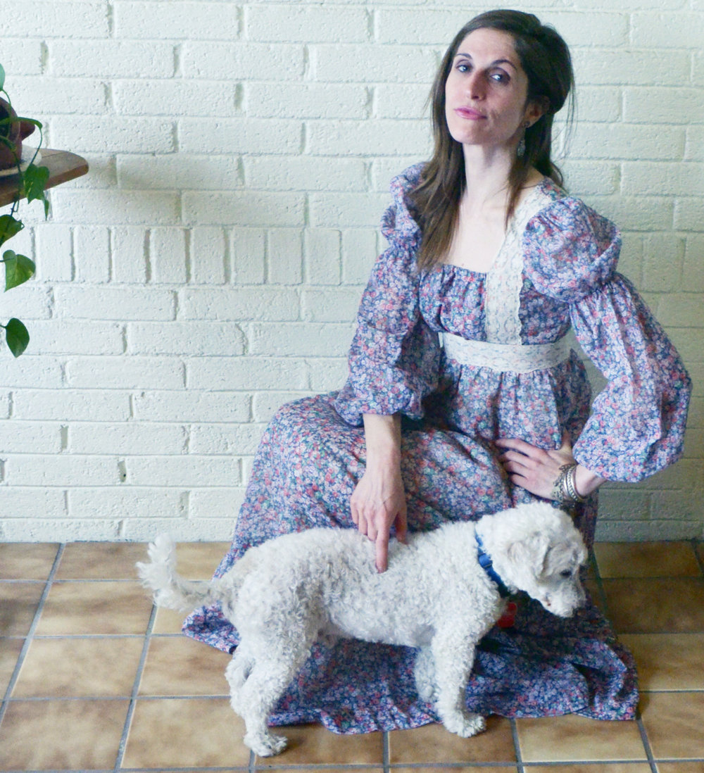 1960s Gunne Sax Peasant Dress 12.jpg