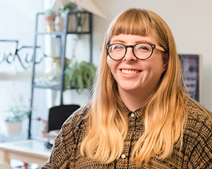 Marta Ryczko Craft Lab Coordinator, Designer