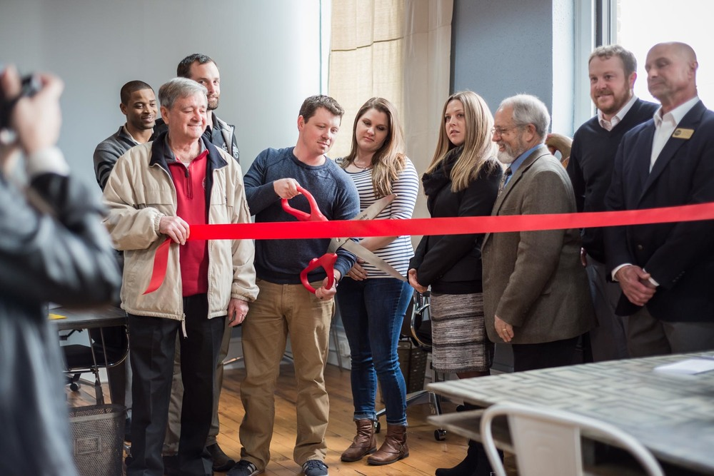 Grand Opening of Graham, NC Co-Working Space | The CoOperative