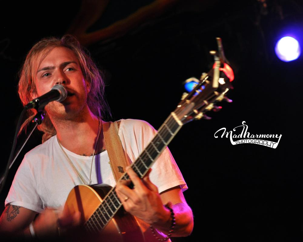 Trevor Hall / 09.26.14 / Moe's Alley