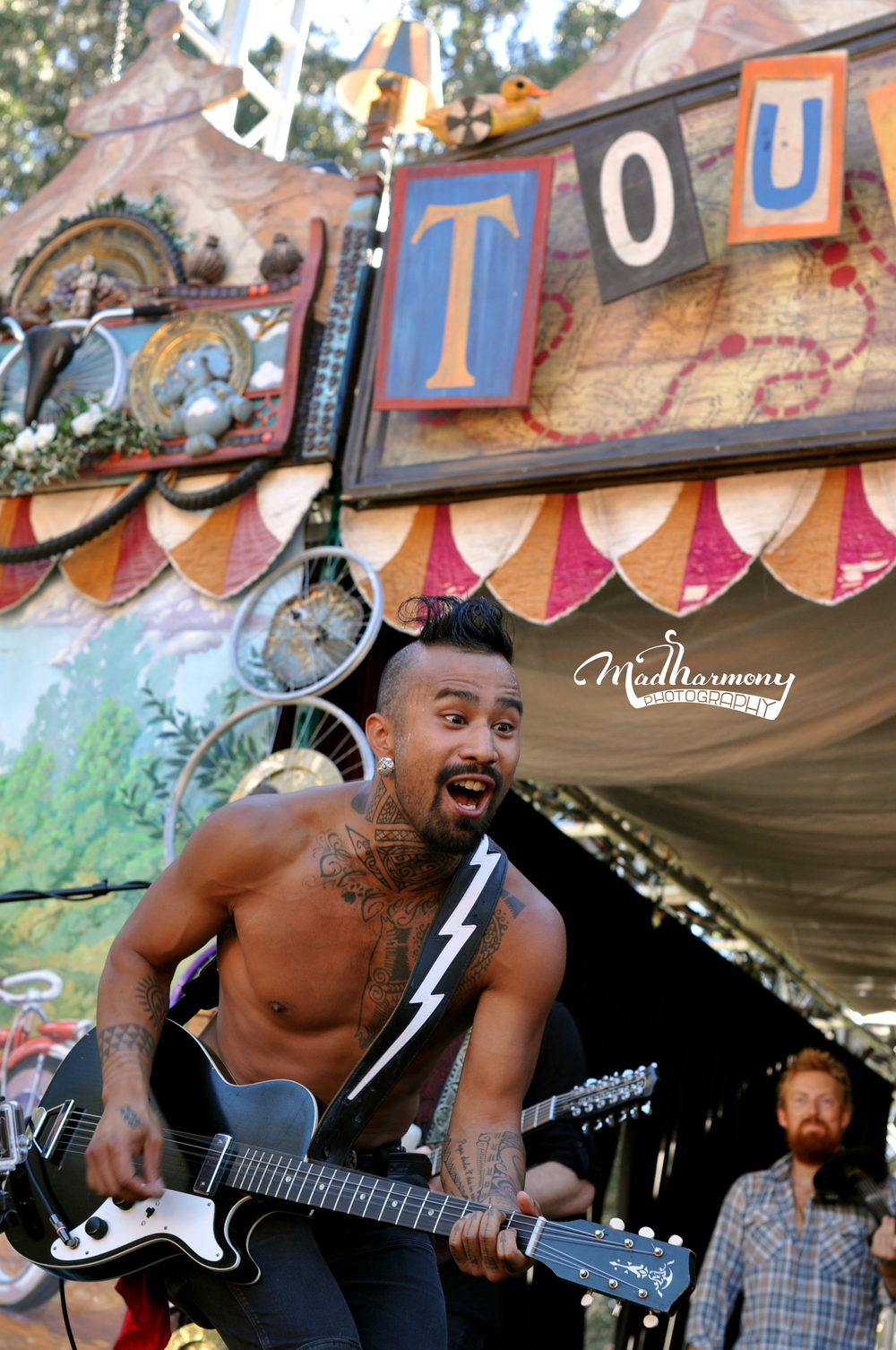 Nahko & Medicine For The People / 09.19.15 / Golden Gate Park