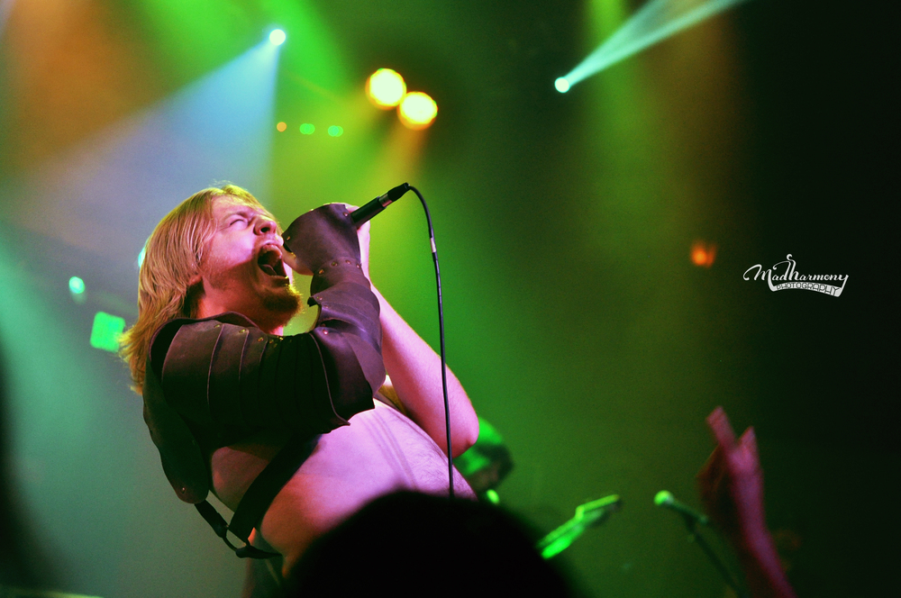 Valensorow / 11.11.15 / The Rockbar Theatre