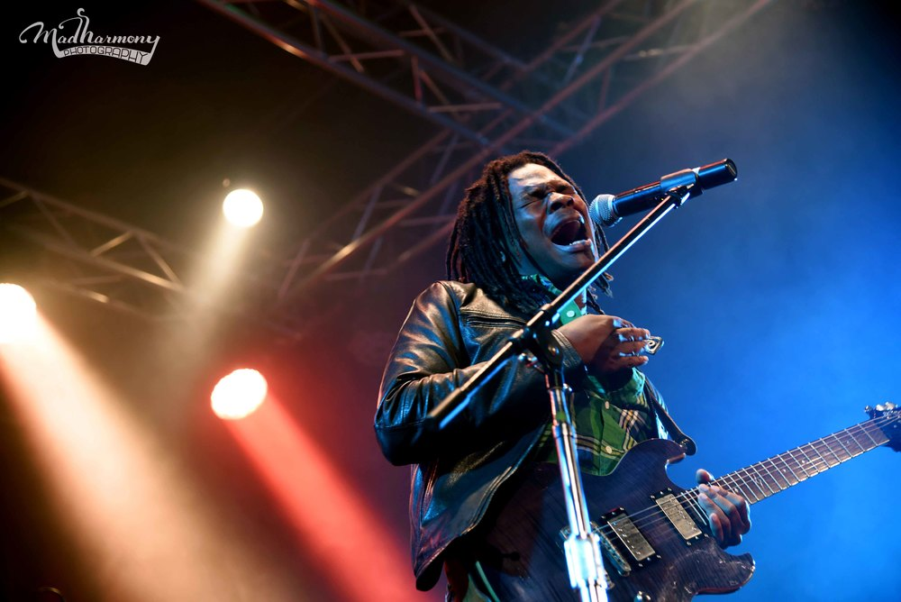 Raging Fyah / 08.02.2016 / The Catalyst Club, Santa Cruz CA
