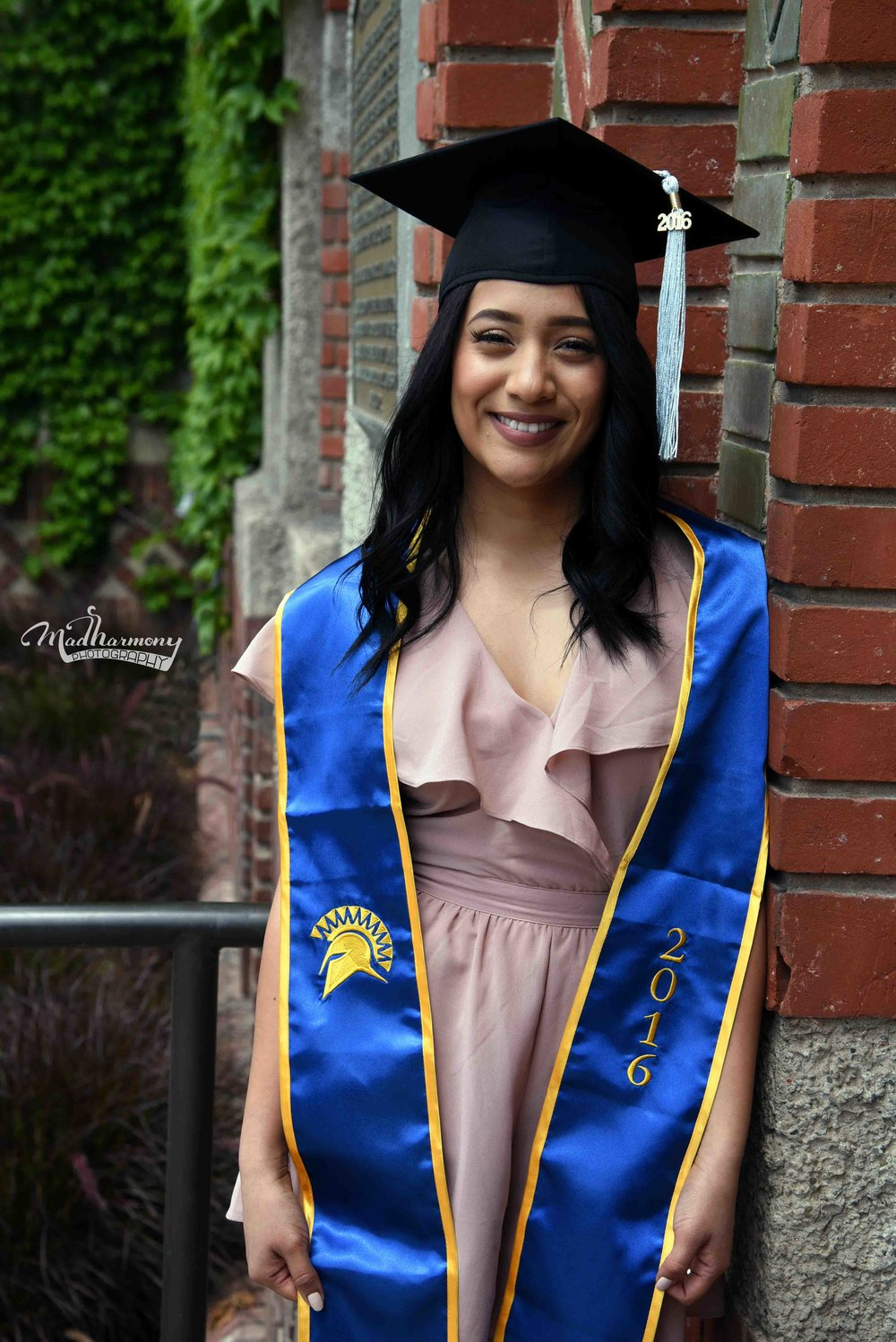 Vanessa Graduation / San Jose State University / April 2016