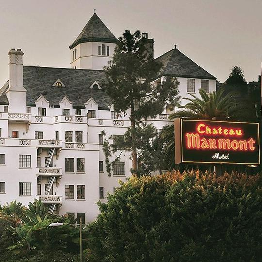 LA - Chateau Marmont