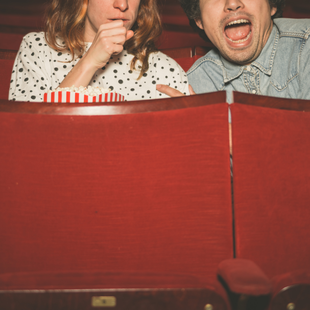 Members Screening | Scary Movies & Popcorn