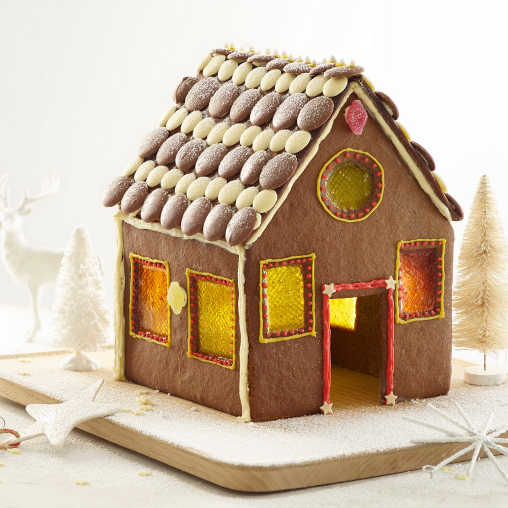 Members Workshop   Gingerbread House Decorating   LA