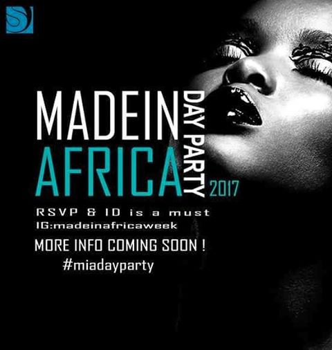 Sign up and be the first to get updates from us. Tag a friend too! sign up at http://eepurl.com/bra9pD  #madeinafricadayparty #miadayparty #africanfashion #africanstyles #africanmusic #luxury