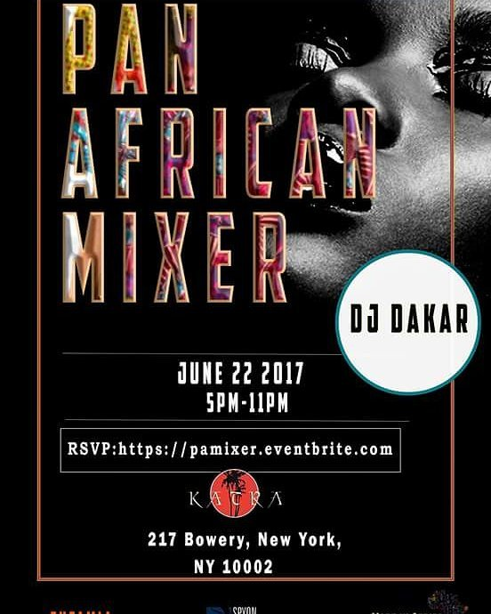 RSVP:https://pamixer.eventbrite.com Made In Africa Pan African Mixer #miapam Drink special 2 for 1 till 9pm #Africa #blackisbeautiful #afro #oneafrica #madeinafrica #afrobeats