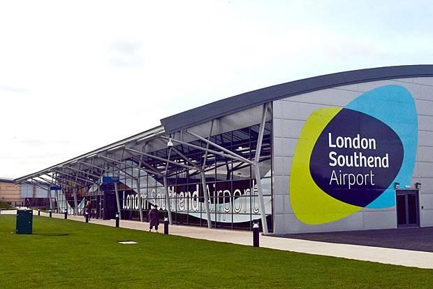 Αποτέλεσμα εικόνας για Southend Airport