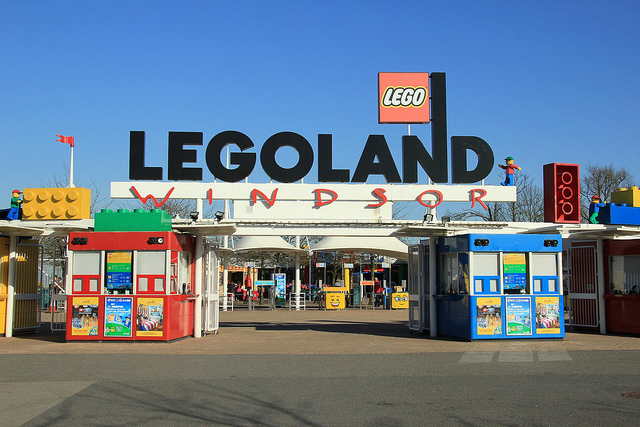 Legoland, Windsor Taxi Tours