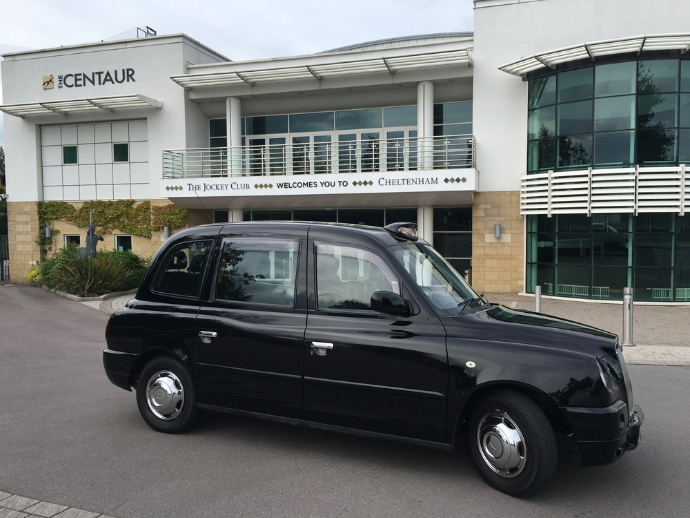 Cheltenham Races Taxi
