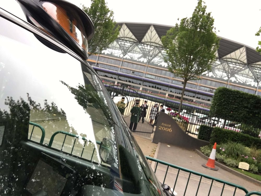 Ascot Races London Taxi