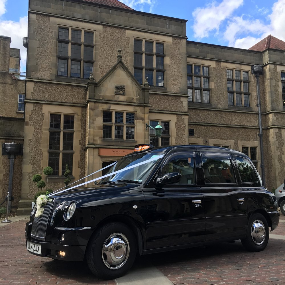 London Taxi Wedding Hire