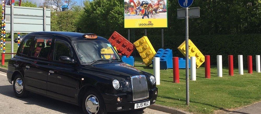 London Taxi transfers to LEGOLAND Windsor