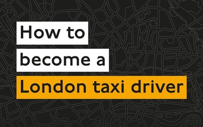 How to become a London Taxi driver